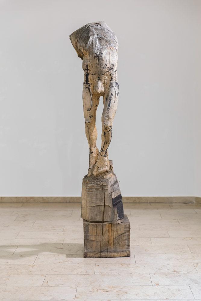 o.T. Eiche, 200 cm, 2018